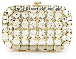 Kate Landry Full Jewel Small Frame Clutch