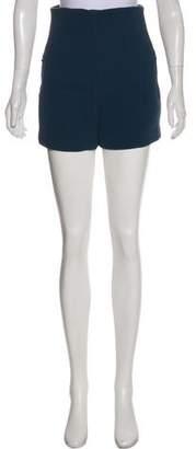 3.1 Phillip Lim High-Rise Mini Shorts