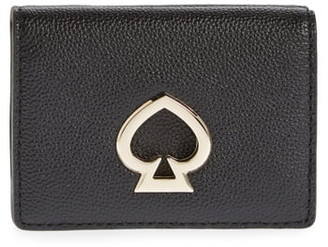 Kate Spade Mini Suzy Trifold Leather Wallet