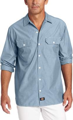 Dickies Men's Long Sleeve Shirt