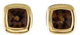 David Yurman Citrine Albion Earrings