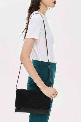 Topshop Chicago Clutch Bag