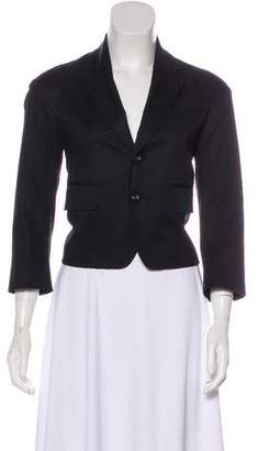 DSQUARED2 Lightweight Cropped Blazer