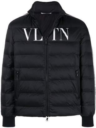 Valentino padded logo jacket