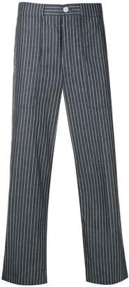 Thom Browne Cargo Pocket Pinstripe Trouser