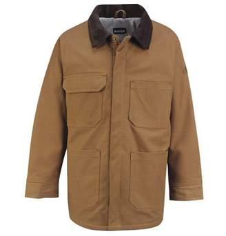 Bulwark JLC4 Excel FR ComforTouch Brown Duck Linemans Coat