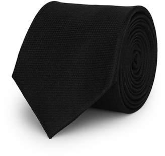 Reiss Ceremony Textured Silk Tie