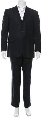 Burberry Wool Two-Piece Suit