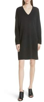 Vince Wool & Cashmere Cocoon Dress