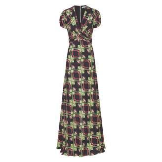 Libelula Long Millie Dress Refraction Print