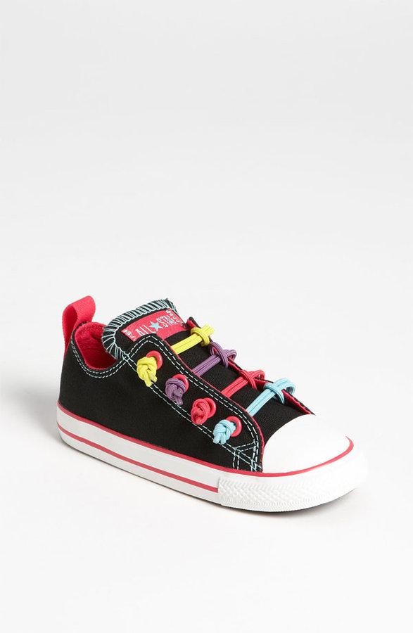 Converse Chuck Taylor 'Loop 2 Knot' Sneaker (Baby, Walker & Toddler)