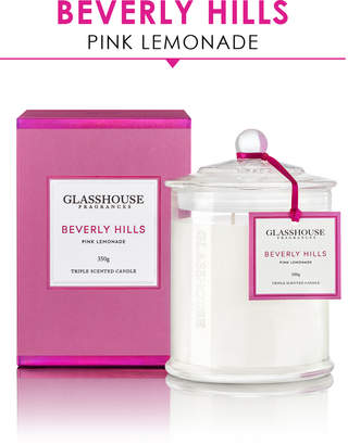 Peter Alexander peteralexander Glasshouse Fragrances Triple-Scented Candles 350G