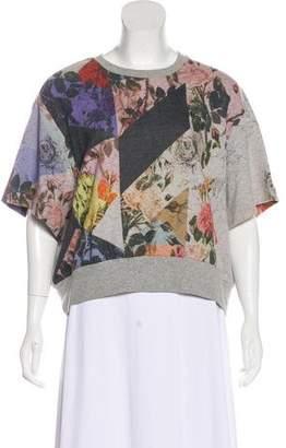 Preen by Thornton Bregazzi Floral Knit Top
