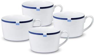 Mikasa Set of 4 Tea Cups