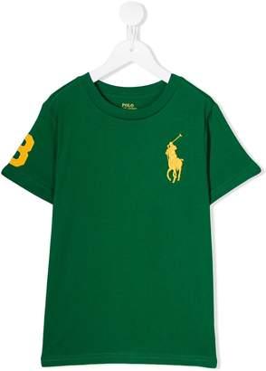 Ralph Lauren Kids Big Polo Pony T-shirt