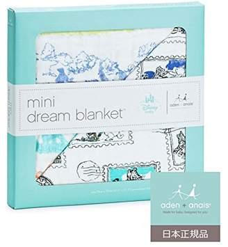Aden Anais (エイデン アネイ) - Aden + Anais (エイデンアンドアネイ) 【日本正規品】モスリンコットン ・ミニドリーム・ブランケット ディズニー くまのプーさん mini dream blankets-DISN602J