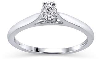 54daa52974 Diamond Friendship Solitaire Promise Ring