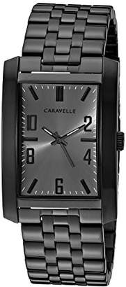 Bulova Caravelle Men's Quartz Stainless Steel Watch