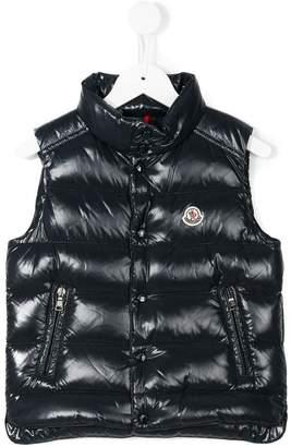 Moncler padded waistcoat