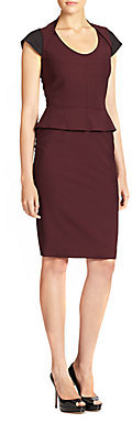 Rachel Roy Peplum Dress