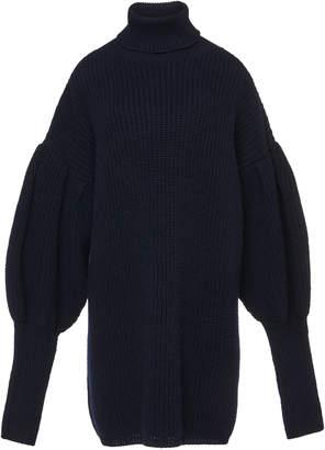 Dondup Turtleneck Sweater Dress