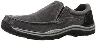 Skechers USA Men's Expected Avillo Relaxed-Fit Slip-On Loafer