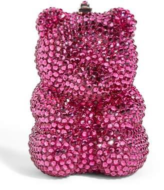 Judith Leiber Gummy Bear Pill Box Clutch