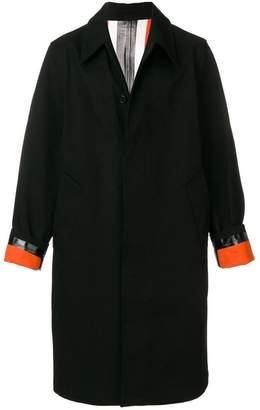 Ami Alexandre Mattiussi Oversize Coat
