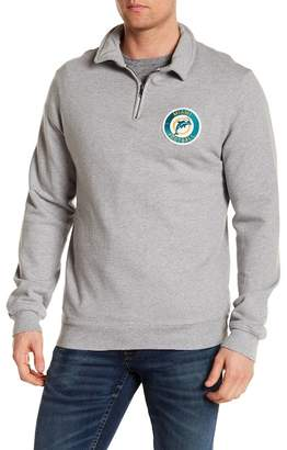 Junk Food Clothing NFL Miami Dolphins Side Line Pullover