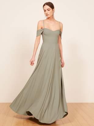 Reformation Petites Poppy Dress