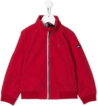 09e7f3fa Tommy Hilfiger Red Outerwear For Boys - ShopStyle UK