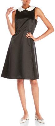 pink tartan Tea Dress $475 thestylecure.com