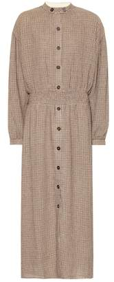 Nanushka Julie wool-blend dress
