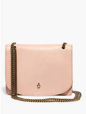 Madewell Chain Cross Body Handbag, Pink