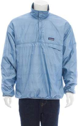 Patagonia Pattered Pull-Over Jacket