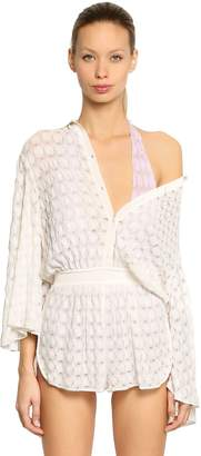 Missoni Viscose Lace Romper