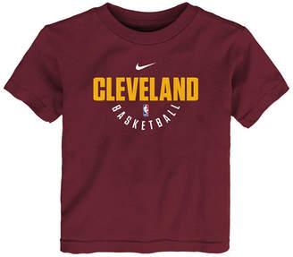 Nike Cleveland Cavaliers Elite Practice T-Shirt, Little Boys (4-7)