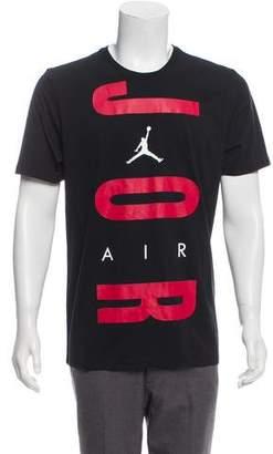 Jordan AIR Logo T-Shirt w/ Tags