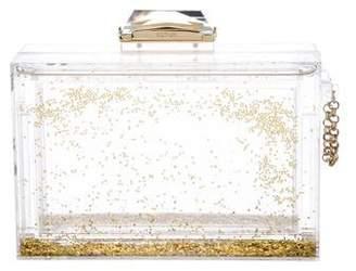 Kotur Glitter Snow Globe Clutch
