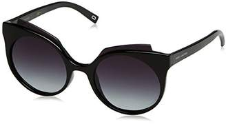 Marc Jacobs Women's Marc105s Round Sunglasses