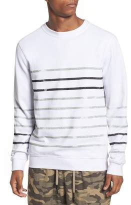 Antony Morato Stripe Fleece Sweatshirt
