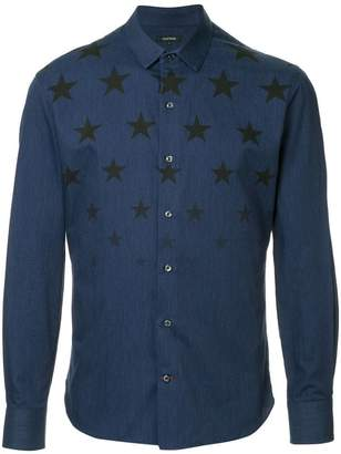 GUILD PRIME star print shirt