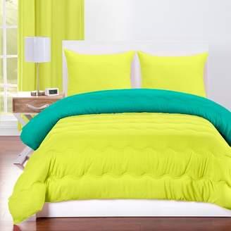 Crayola Comforter & Sham Set