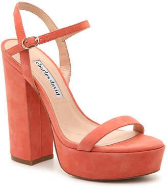 Charles David Regal Platform Sandal - Women's