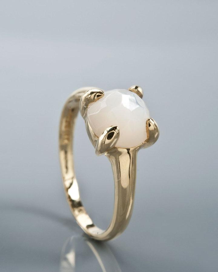 Ippolita Mother-of-Pearl Mini Lollipop Ring