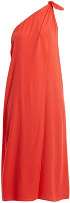 Mara Hoffman Camilla one-shoulder dress