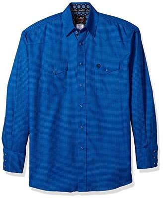 Wrangler Men's George Strait Troubadour Two Pocket Shirt
