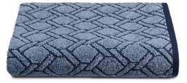 Hotel Collection Sculpted Link Cotton Bath Towel