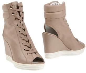 b5ab20c33c Hogan White Boots For Women - ShopStyle UK