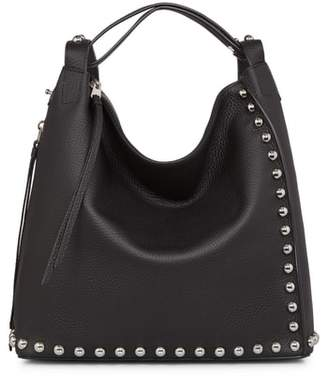 AllSaints Cami Convertible Leather Backpack